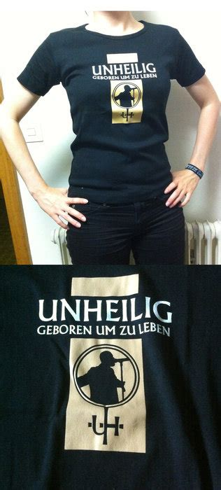 Tshirt 1956 Hollister kleiderkorb de unheilig bandshirt printshirt t shirt