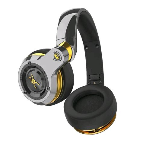 Headphone Roc roc sport black platinum ear headphones black platinum gold deals special