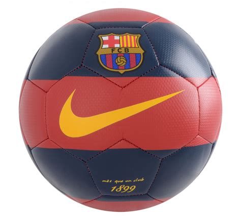 barcelona football nike prestige fc barcelona football junior balls
