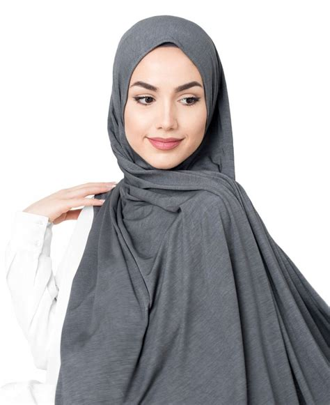 abaya maxi set rok knf 784 a castlerock grey viscose jersey instant from