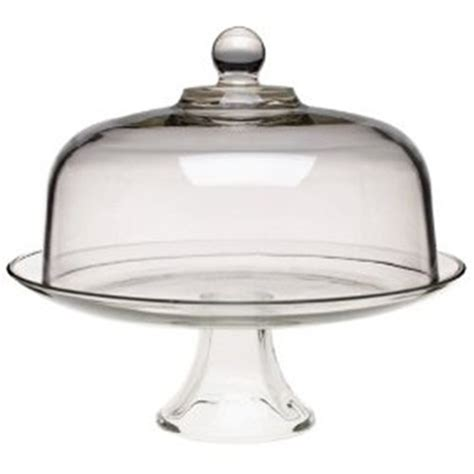 anchor hocking cake stand with dome cake stands house