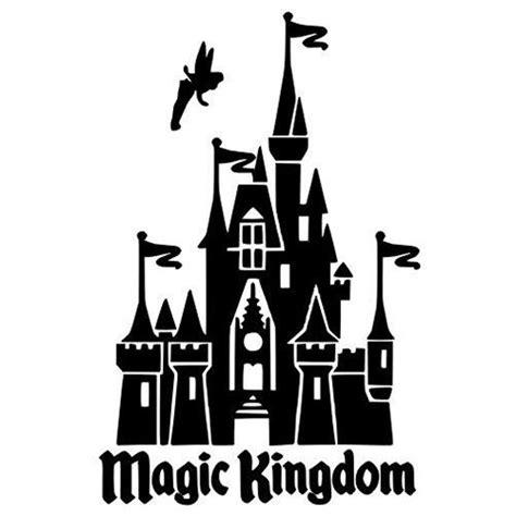 disney castle silhouette clipart   Clipground