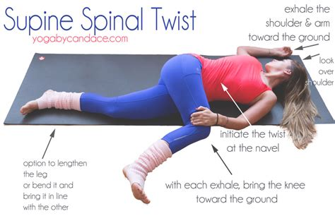 reclined spinal twist reclined spinal twist home image ideas