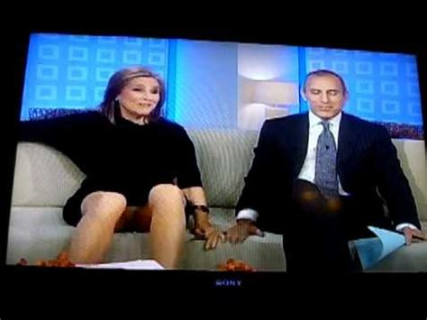 Meredith vieira accidentally curses during today appearance