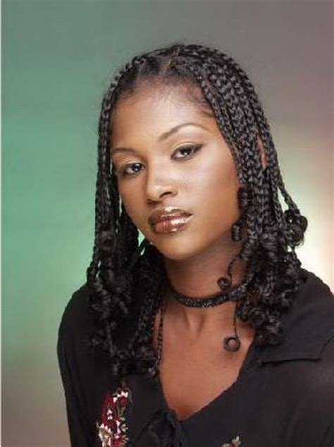 individual braids styles short braid styles for black hair short hairstyle 2013