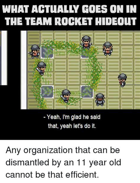 Team Rocket Meme - 25 best memes about team rocket team rocket memes