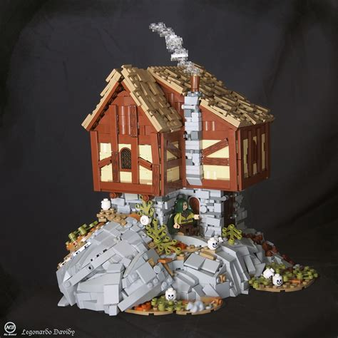 lego cottage druid s cottage bricknerd your place for all things