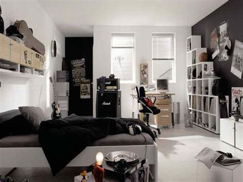 Cool Guy Rooms | bedroom cool room ideas for teenage guys bedroom ideas
