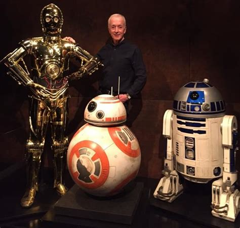 anthony daniels talking 3ders org anthony daniels reveals he wore c 3po s new 3d