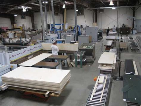 cabinet shop layout  woodworking