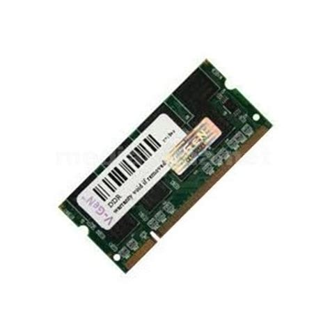 Memory External Vgen vgen sodimm ddr3 2gb pc 10600