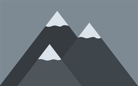 minimalist mountains mountain pictures mountains png