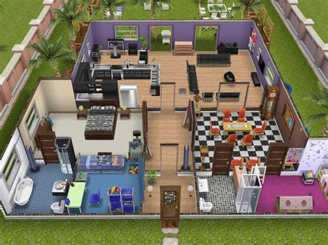 home design for sims freeplay sims freeplay house ideas google search sims freeplay