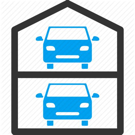 design icon cr park auto automobile level multi store car park parking