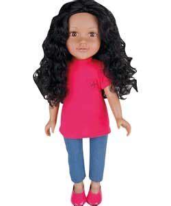 design doll shortcuts designafriend doll hannah 9087378 amazon co uk toys