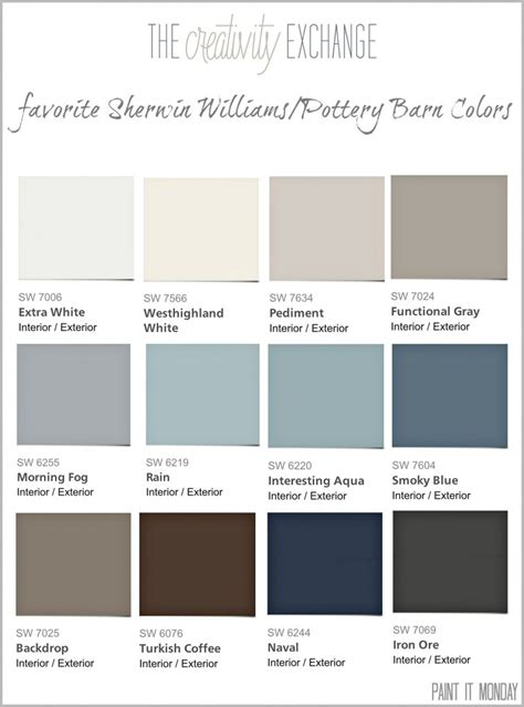 pottery barn colors favorite pottery barn paint colors 2014 collection paint