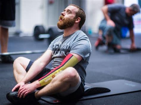 Ab Mat Sit Up by Stop The Slop Challenge 2016 Winner Snoridge Crossfit