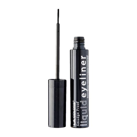 la colors eyeliner liquid eyeliner la colors coinmakeup