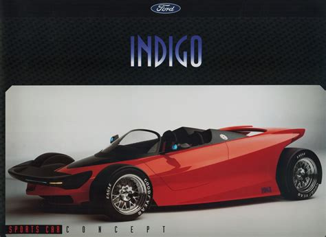 ford supercar concept ford supercar concept indigo