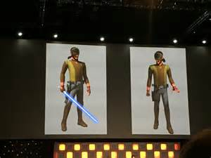Blind Samurai Kanan Jarrus Is A Blind Samurai Jedi In Star Wars Rebels