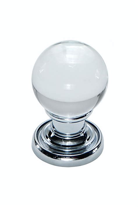 acrylic cabinet knob homecrest cabinetry