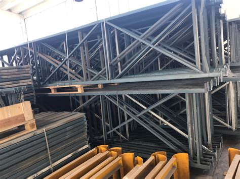 scaffali portapallets scaffalatura portapallet usata scaffali usati bologna