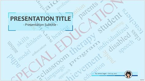 Powerpoint Templates Special Education Choice Image Powerpoint Template And Layout Special Education Powerpoint Templates