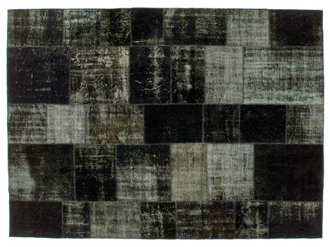 golran tappeti tappeto patchwork in stile vintage patchwork black by golran