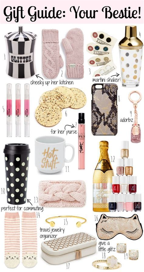 Holiday Gift Guide: Your Bestie   A Mix of Min
