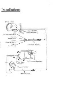 auto meter tech diagram submited images