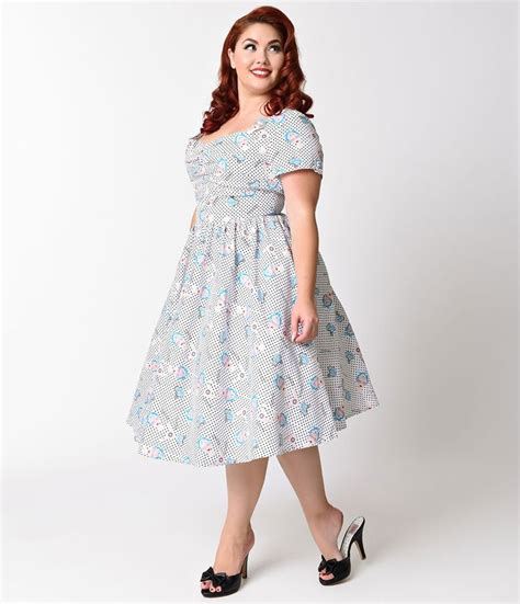 1950s plus size dresses clothing 346 best images about 1950s plus size clothing on