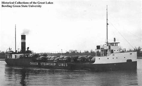 swan boats montreal lennox canadian steam merchant ships hit by german u