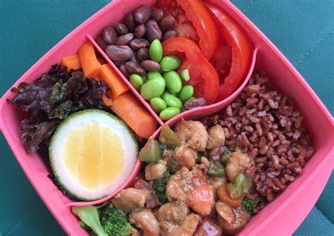 resep inspirasi menu diet rendah karbo oleh velicia irene