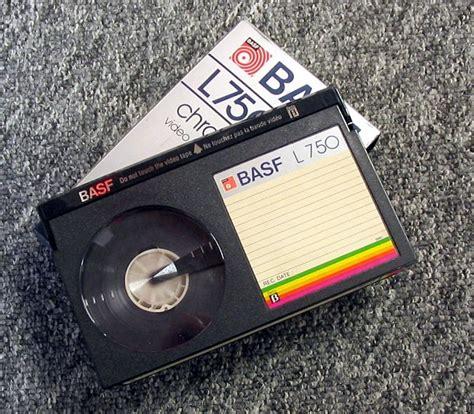 cassette beta betamax