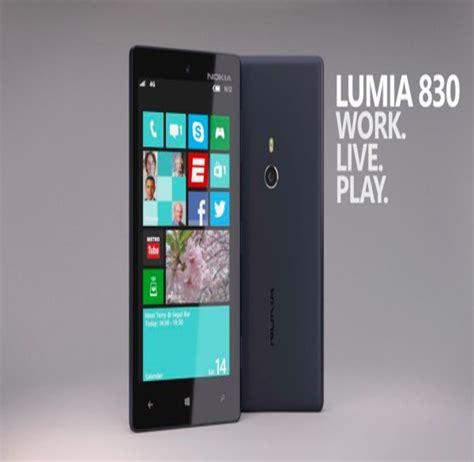 Microsoft Lumia Denim nokia lumia 830 price 5 inch screen pureview and