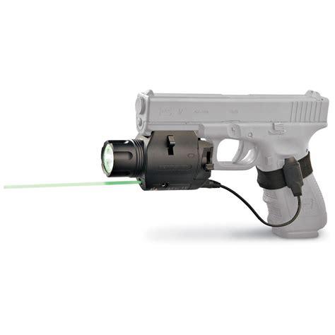 Beamshot 174 Green Laser Sight Tactical Light Combo Black
