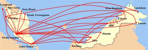 airasia rute file airasia route map png wikimedia commons