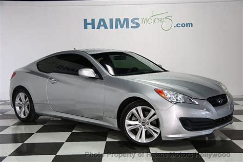 2012 Hyundai Genesis Coupe 2 0t by 2012 Used Hyundai Genesis Coupe 2 0t At Haims Motors