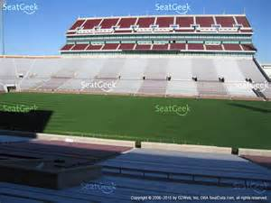 Section 4 Football by Ou Football Stadium Seating Chart Image Mag