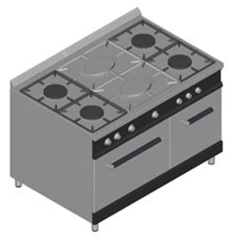 piani cottura dwg cucine componenti 3d cucine dwg