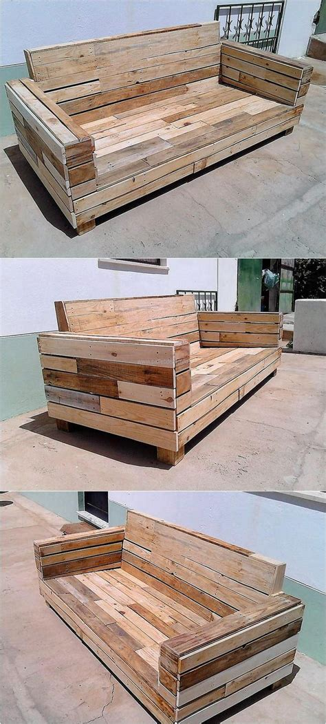 pallet settee best 25 pallet couch outdoor ideas only on pinterest