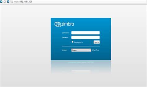 tutorial install zimbra ubuntu how to install zimbra 8 6 on ubuntu 14 04 server