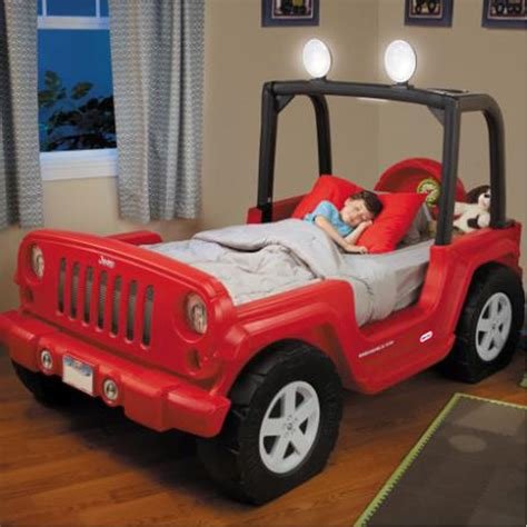 Free Diy Bedroom Furniture Plans by Little Tikes Little Tikes Jeep Wrangler Toddler To Twin