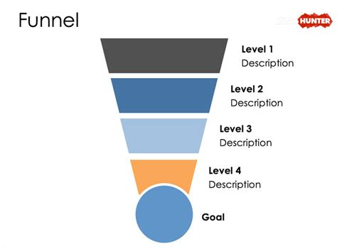 free free funnel diagram design for powerpoint free