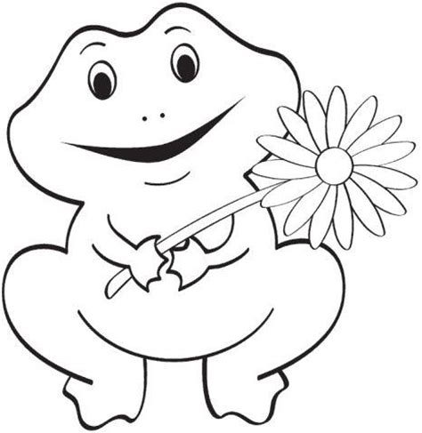 imagenes de sapos faciles para dibujar ranas para colorear animadas imagui
