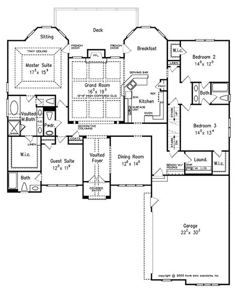301 Moved Permanently 2700 Square Foot Single Story House Plans