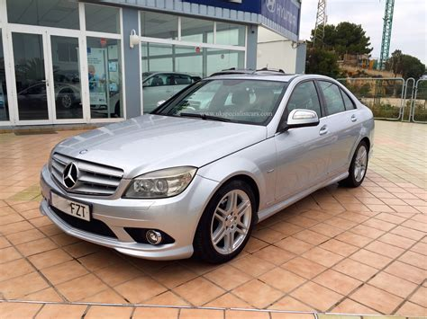 Amg Auto by Mercedes C350 Amg Auto Lhd In Spain Left Drive