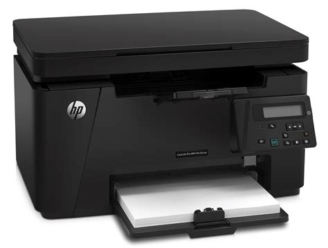 Printer Hp M125 hp press kit new hp print and pc solutions help organizations manage the new style of it
