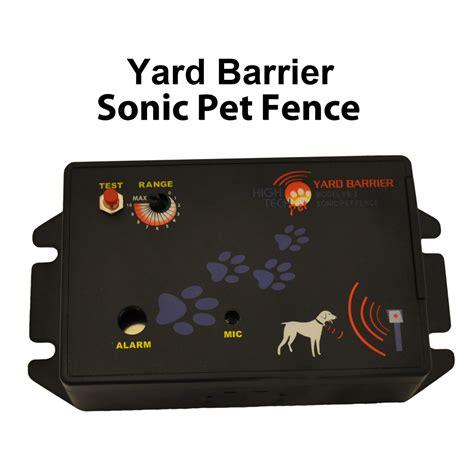 Hi Tech Pet Door Troubleshooting by X 10 Deluxe Underground Fence Indoor Outdoor Barriers