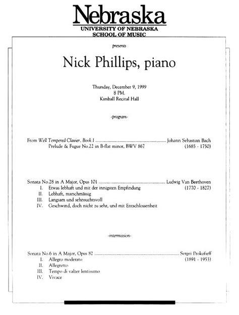 students of paul barnes gt gt 16 great piano recital